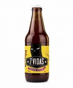 Cerveza 7 Vidas - Doble IPA