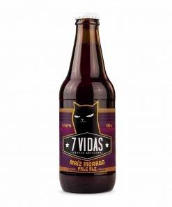 Cerveza 7 Vidas - Maiz Morado Pale Ale en Lima y Arequipa