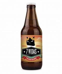 Cerveza 7 Vidas - Italian Pilsner