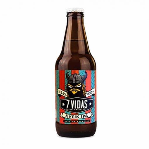 Cerveza 7 Vidas - Kveik IPA