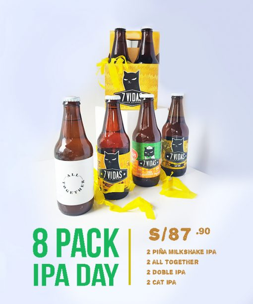 8pack ipa day